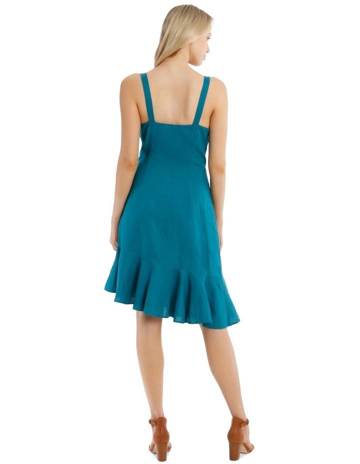Fluted Hem Dress image 3