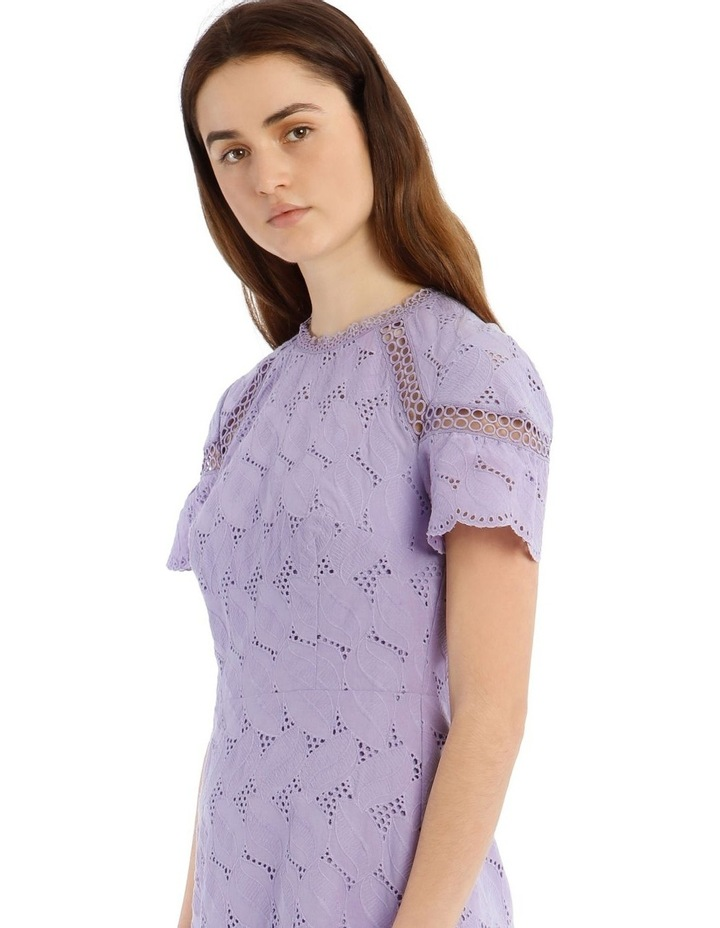 Cotton Broderie Dress image 3