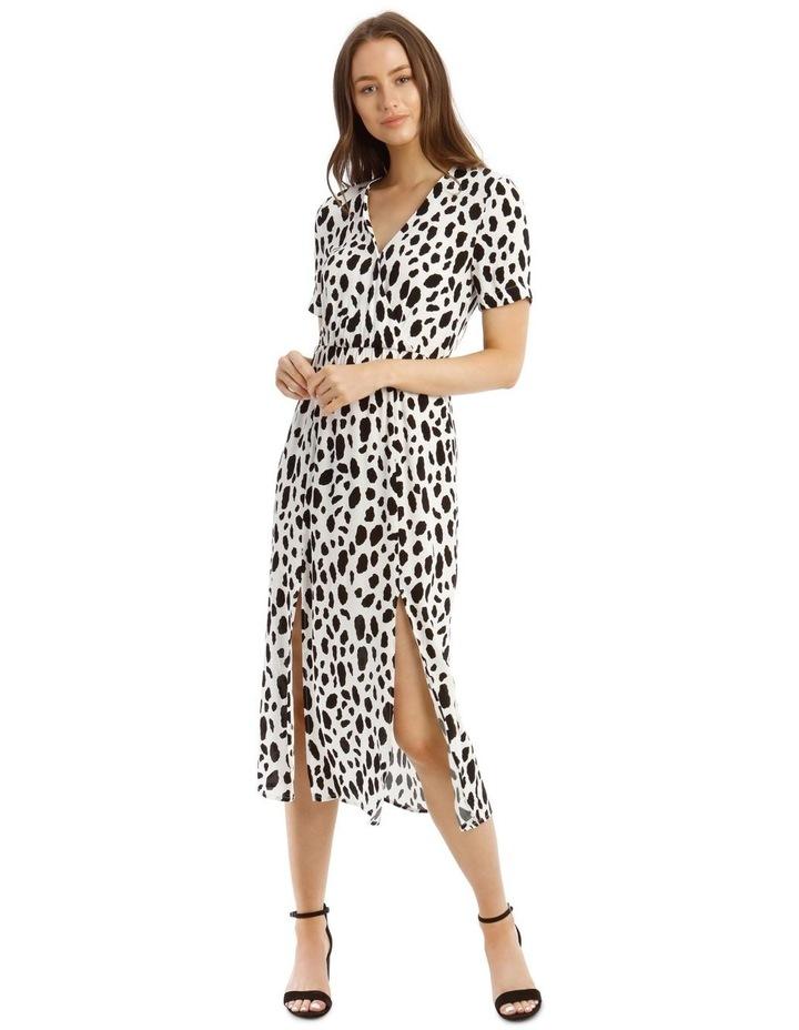 Bodice Wrap Dress image 1