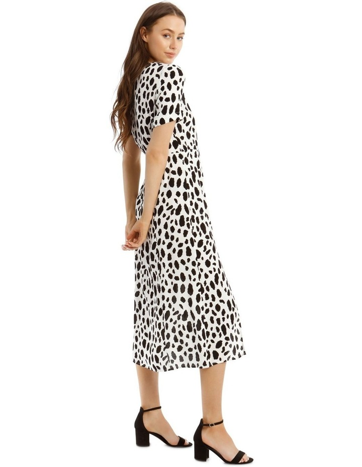 Bodice Wrap Dress image 2