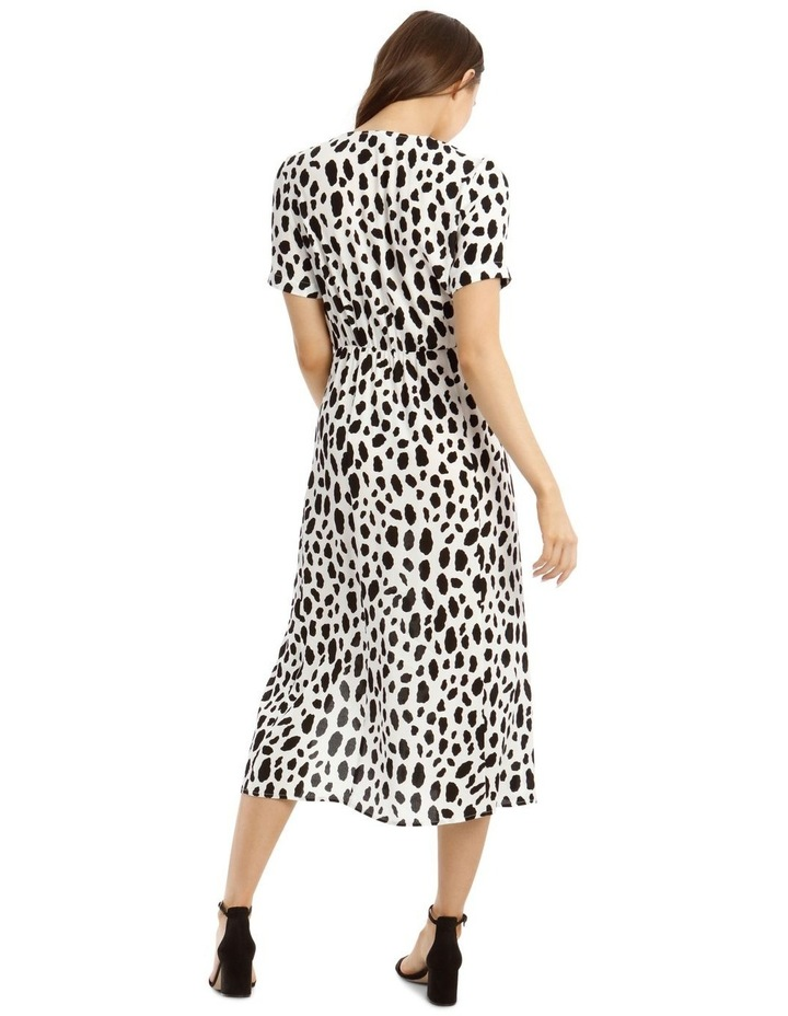 Bodice Wrap Dress image 3