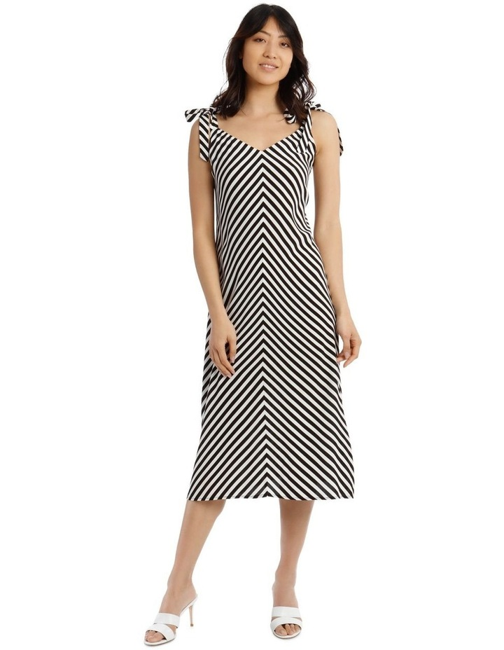 Stripe Printed Dress image 1