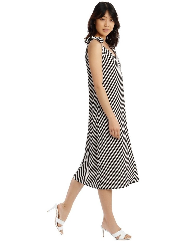 Stripe Printed Dress image 2
