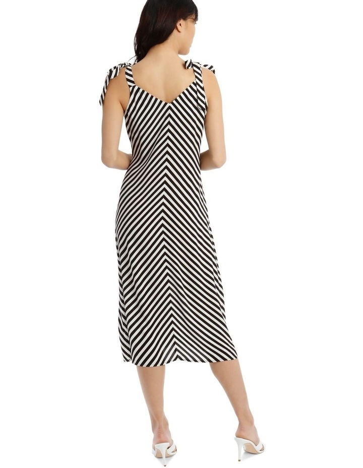 Stripe Printed Dress image 3