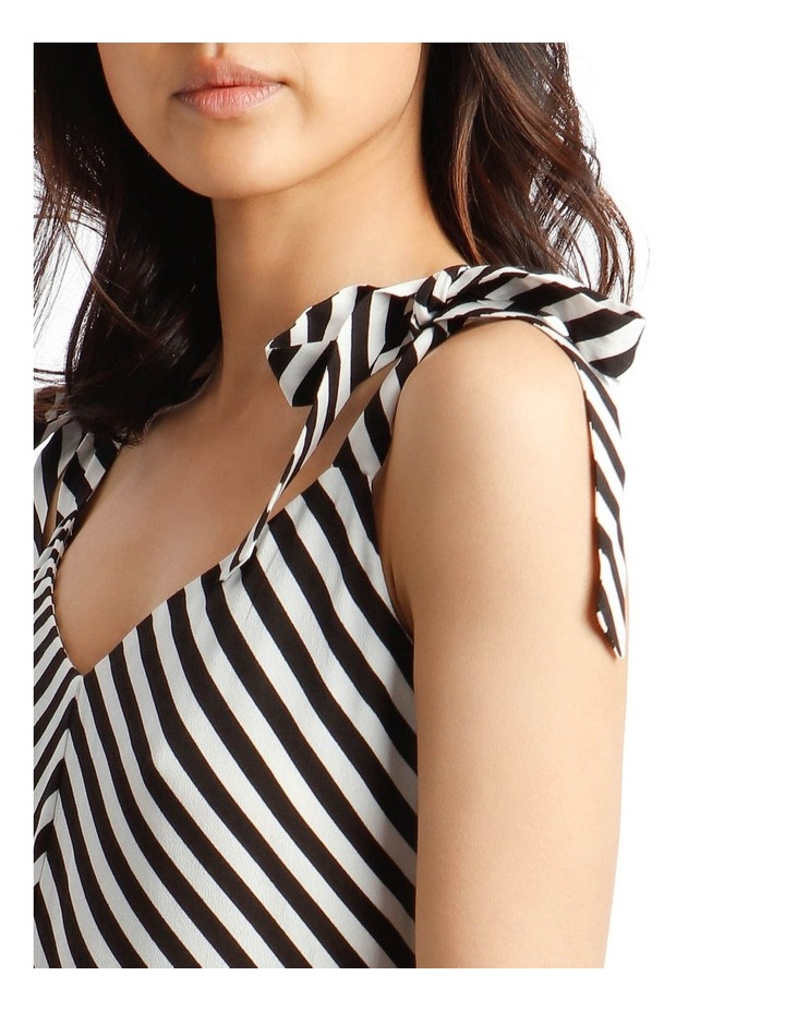 Stripe Printed Dress image 4