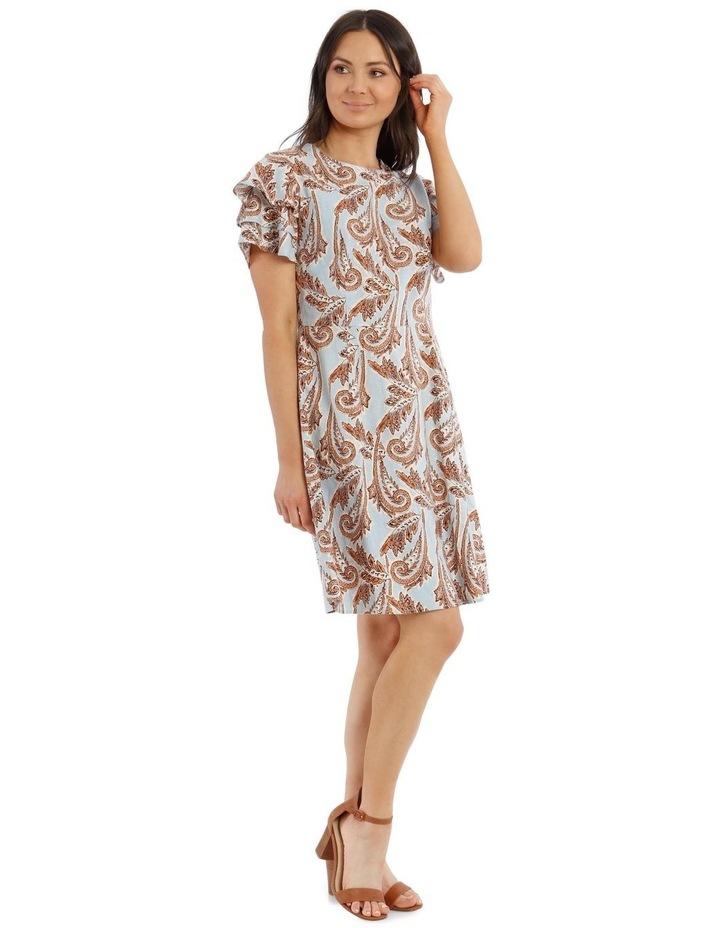 Paisley Printed Dress image 2