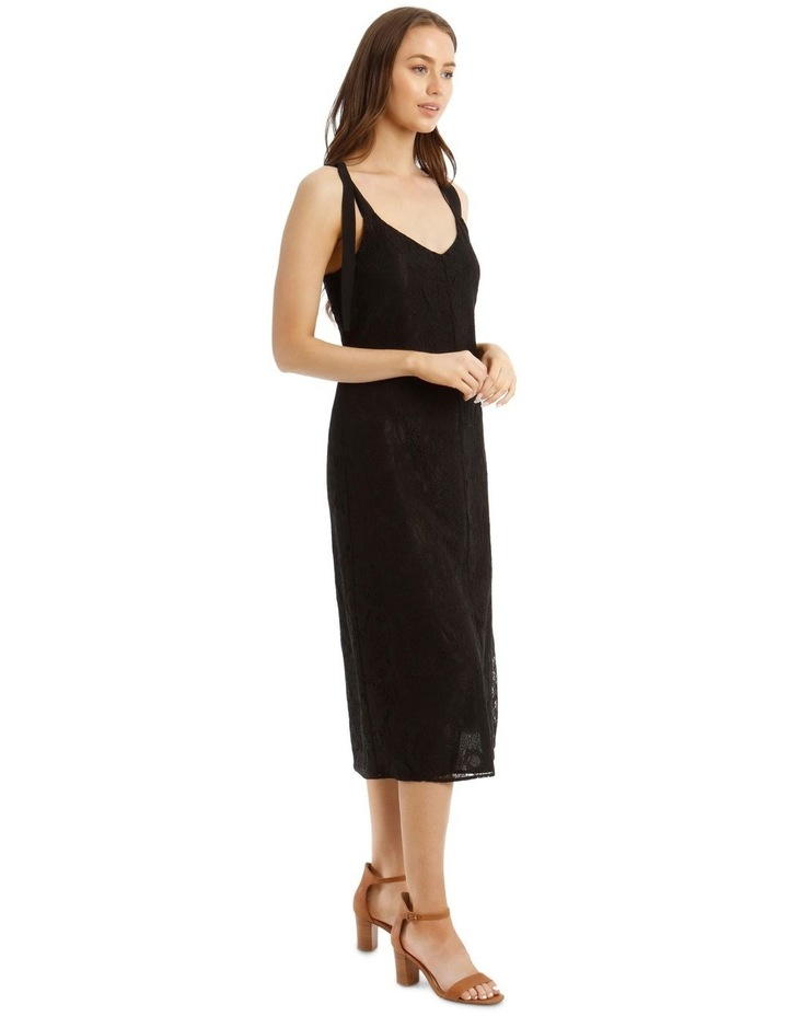 Lace Dress with Grosgrain Straps image 2