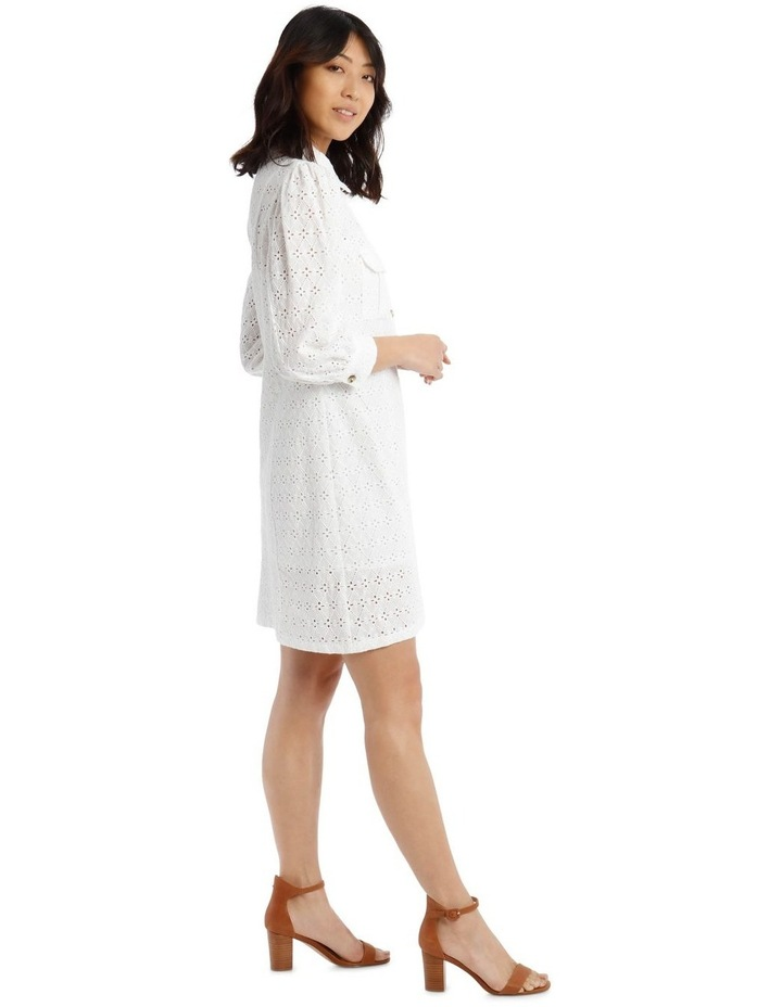 Broderie Shirt Style Dress image 2