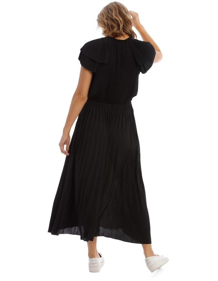 Spliced Short Sleeve Dress image 3