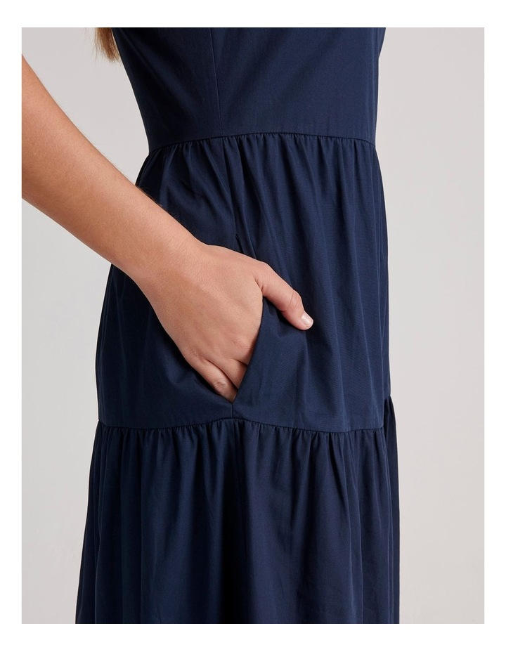 Cotton Tiered Dress image 4