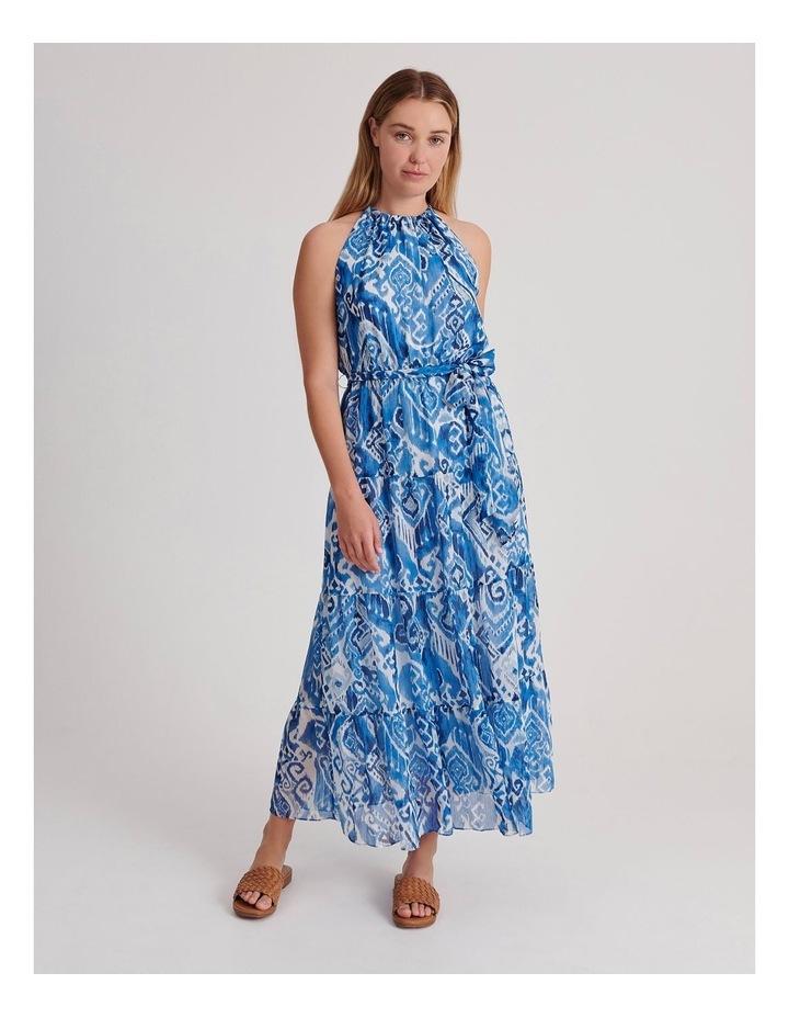 Tiered Halterneck Dress image 1
