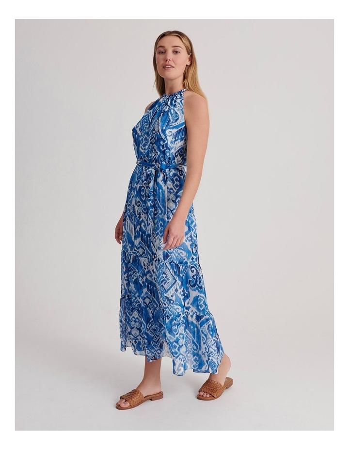 Tiered Halterneck Dress image 2