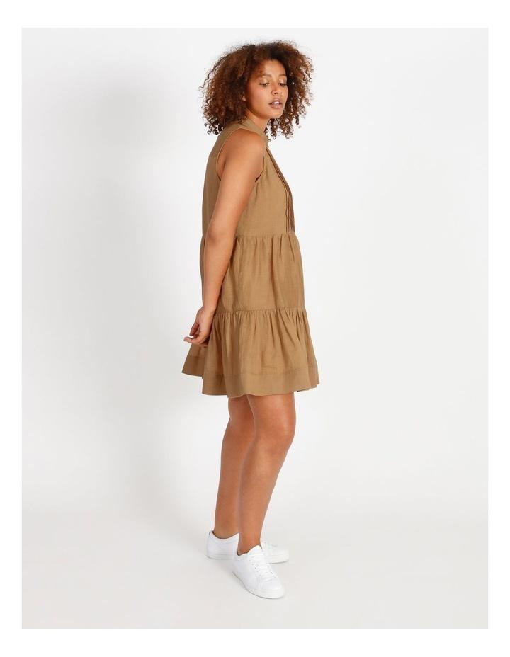 Pintuck Mini Short Dress image 2