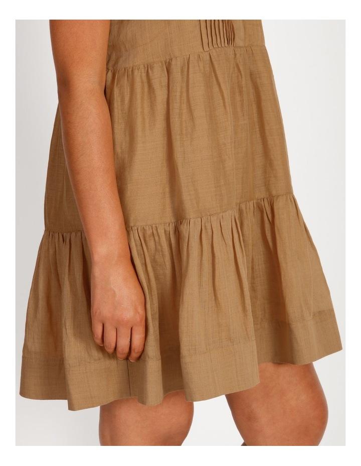 Pintuck Mini Short Dress image 5