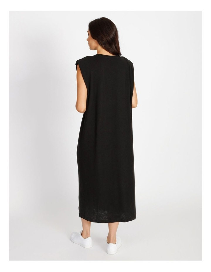 Muscle Tank Midi Dress image 3