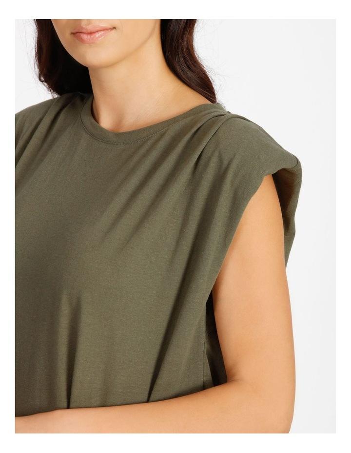 Muscle Tank Midi Dress image 4