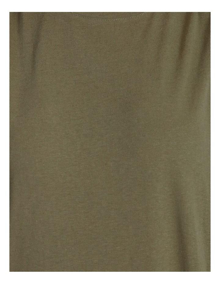 Muscle Tank Midi Dress image 5