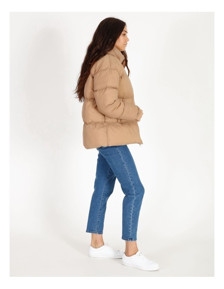 Recycled Short Puffer Jacket image 2