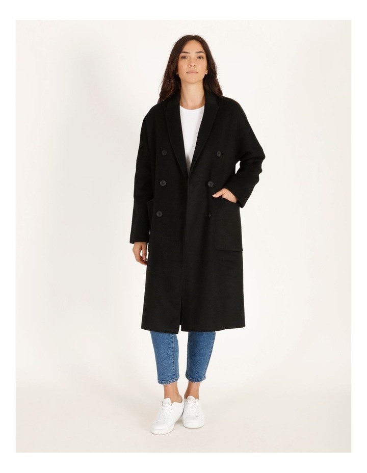Unlined Wool Coat image 1