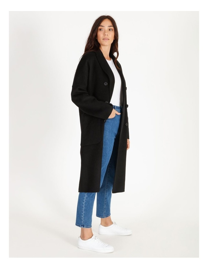 Unlined Wool Coat image 2