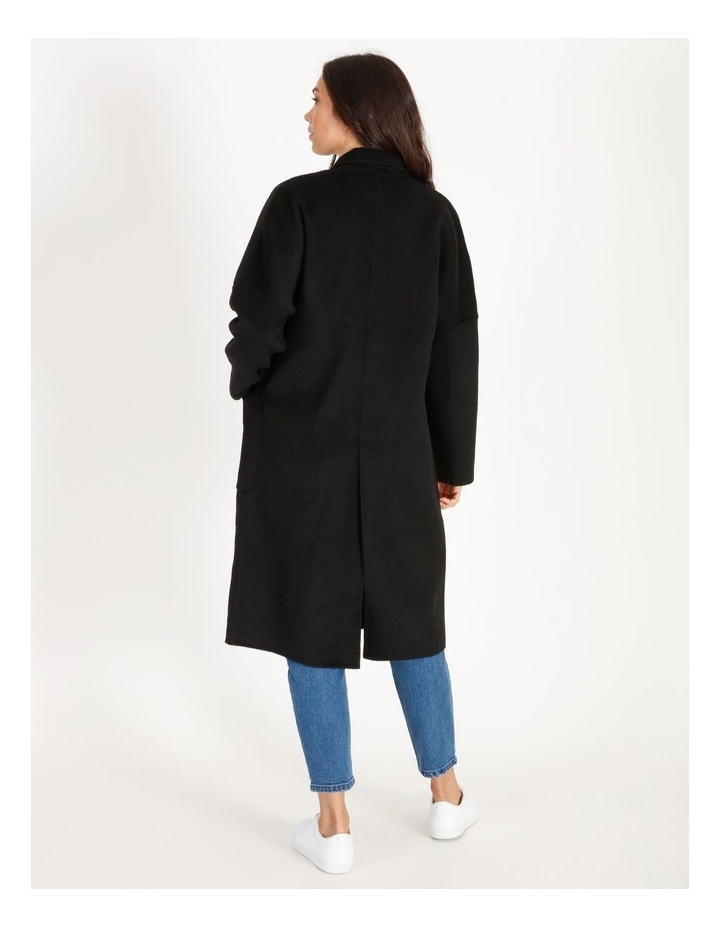 Unlined Wool Coat image 3