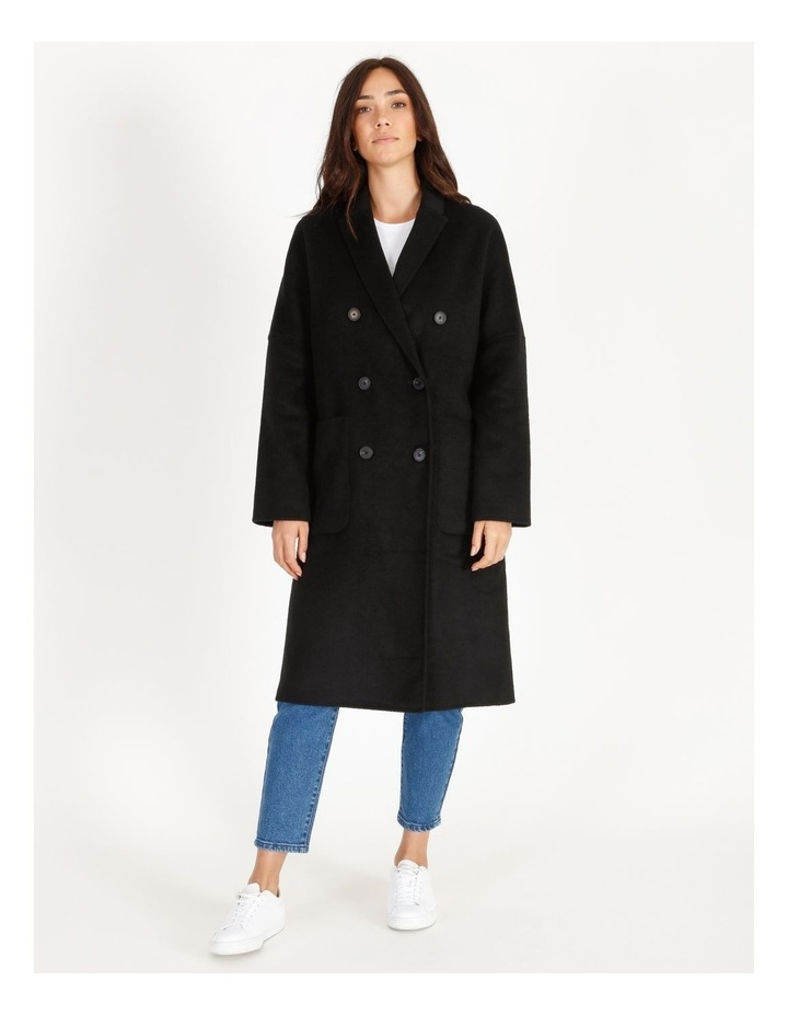 Unlined Wool Coat image 4