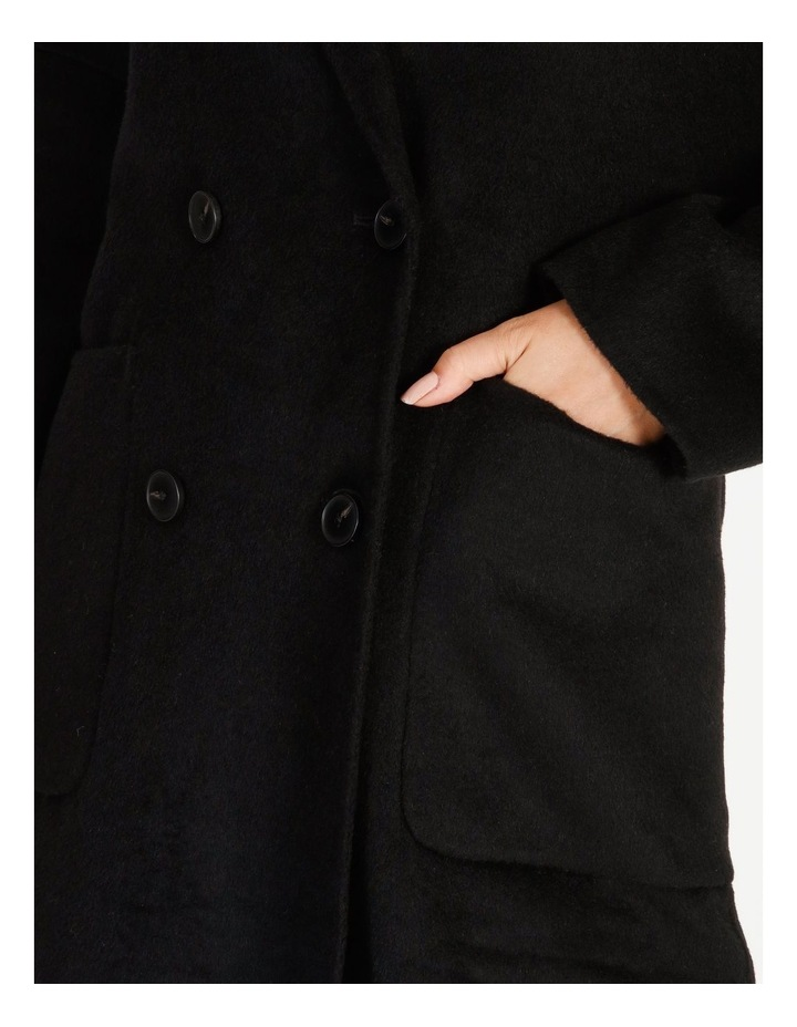 Unlined Wool Coat image 5
