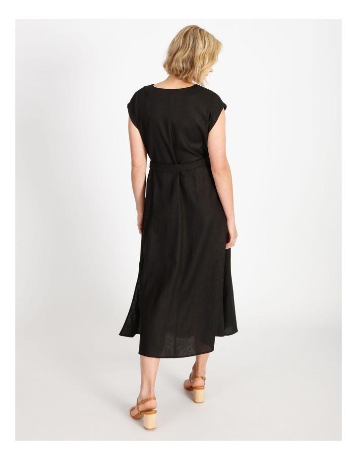 Sleeveless Linen Dress image 3
