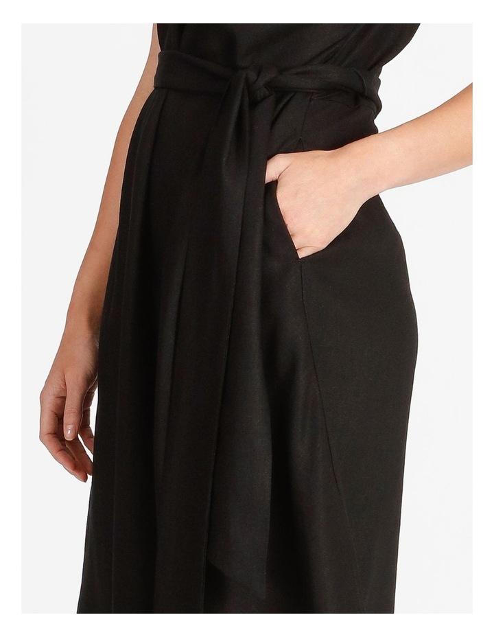 Sleeveless Linen Dress image 5