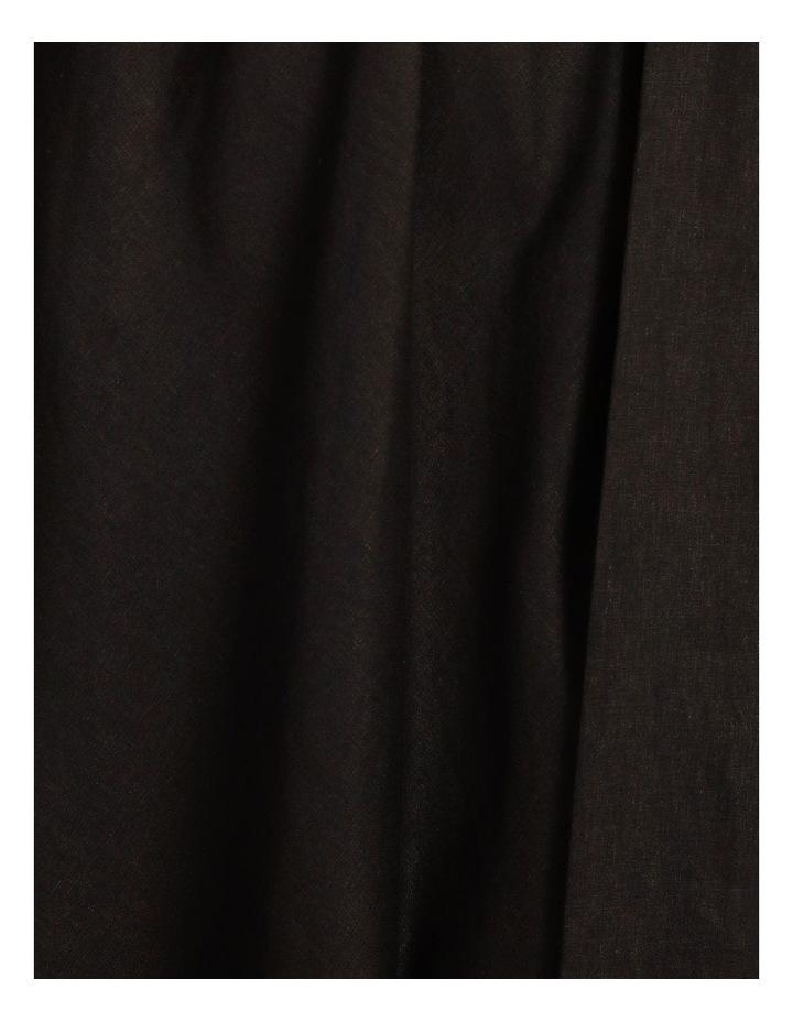 Sleeveless Linen Dress image 6