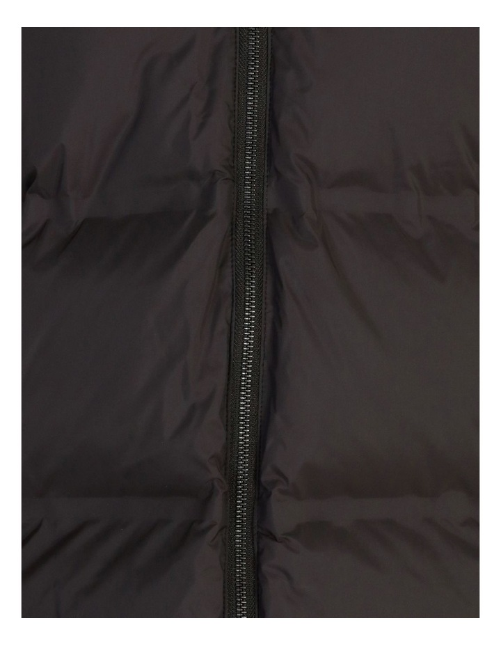 Recycled Long Puffer Jacket image 7