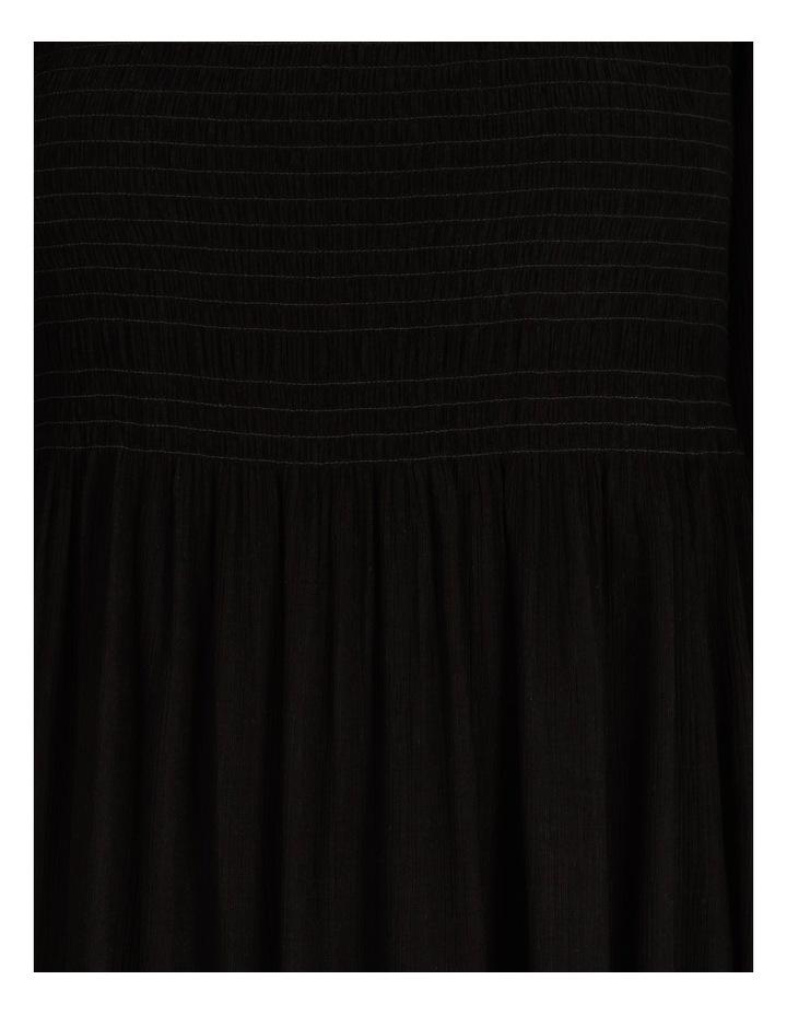 Shirred Midi Dress image 6
