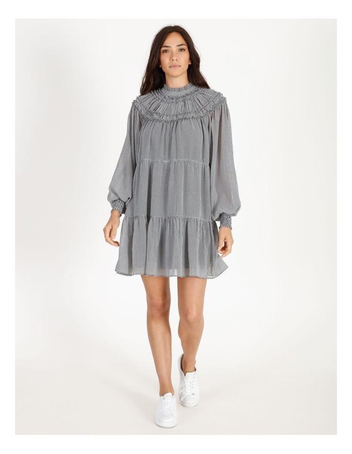 Tiered Mini Dress image 1