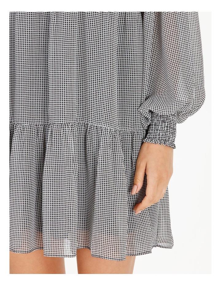 Tiered Mini Dress image 5