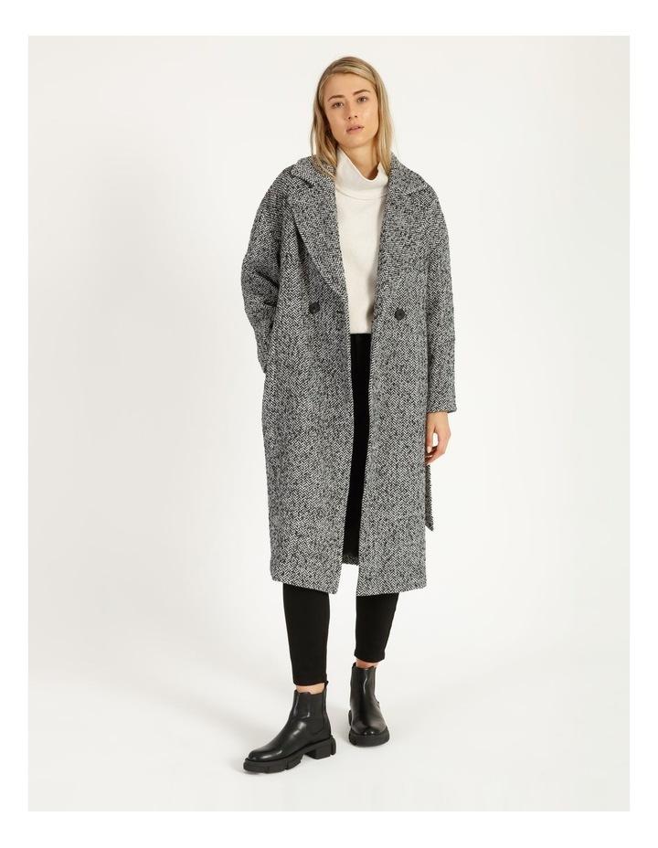 Monochrome Coat image 1