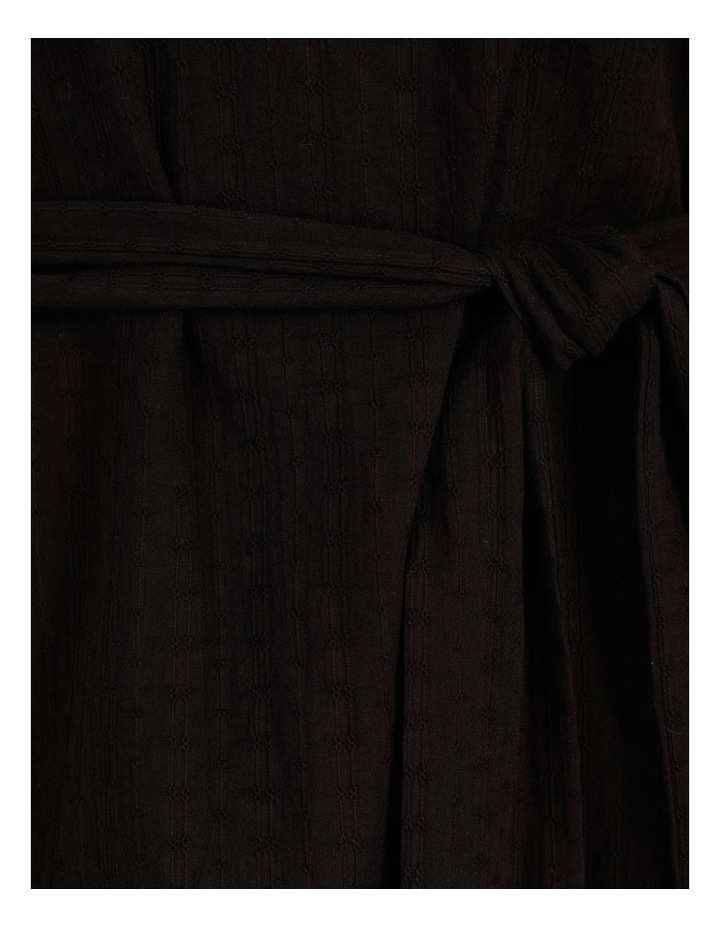 Flutter Sleeve Embroidered Mini Dress image 7