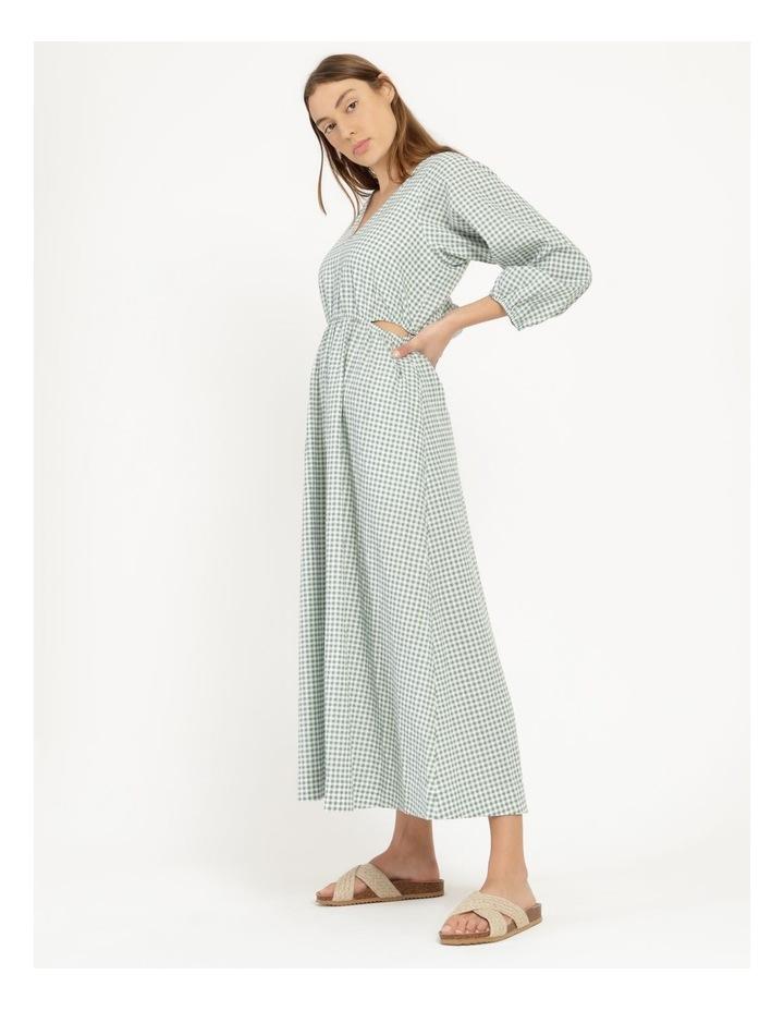 Cut Out Midi Dress image 1