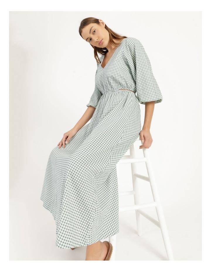 Cut Out Midi Dress image 3