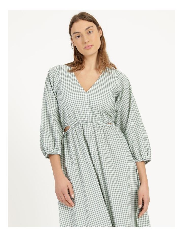 Cut Out Midi Dress image 4