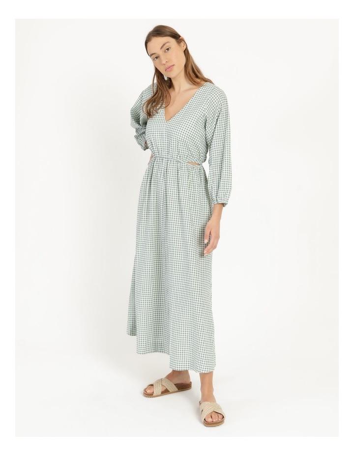 Cut Out Midi Dress image 5