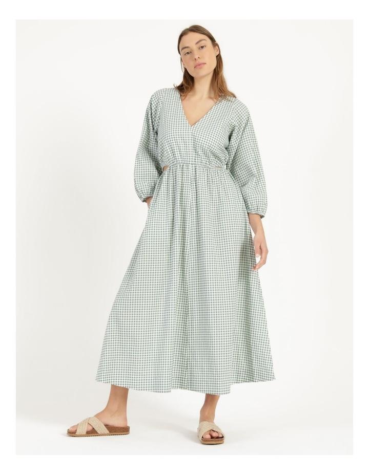 Cut Out Midi Dress image 6