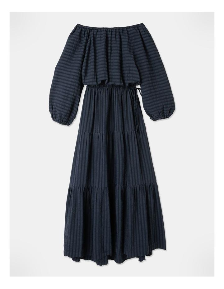 Off Shoulder Tiered Dress image 1