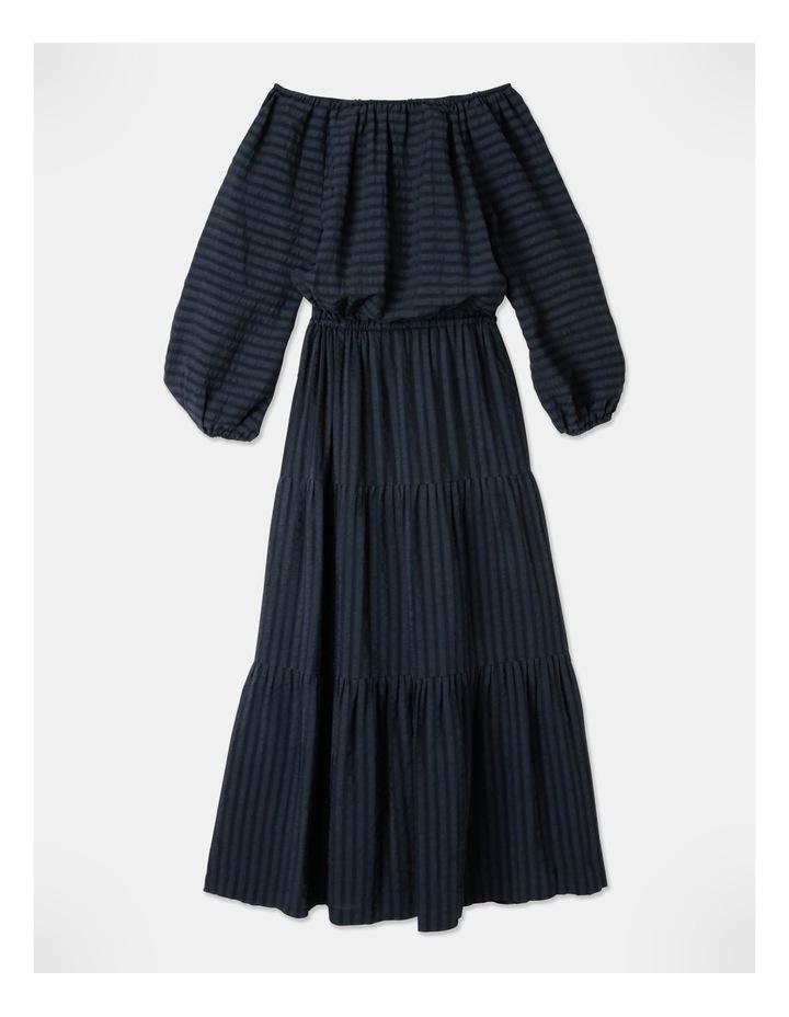 Off Shoulder Tiered Dress image 3