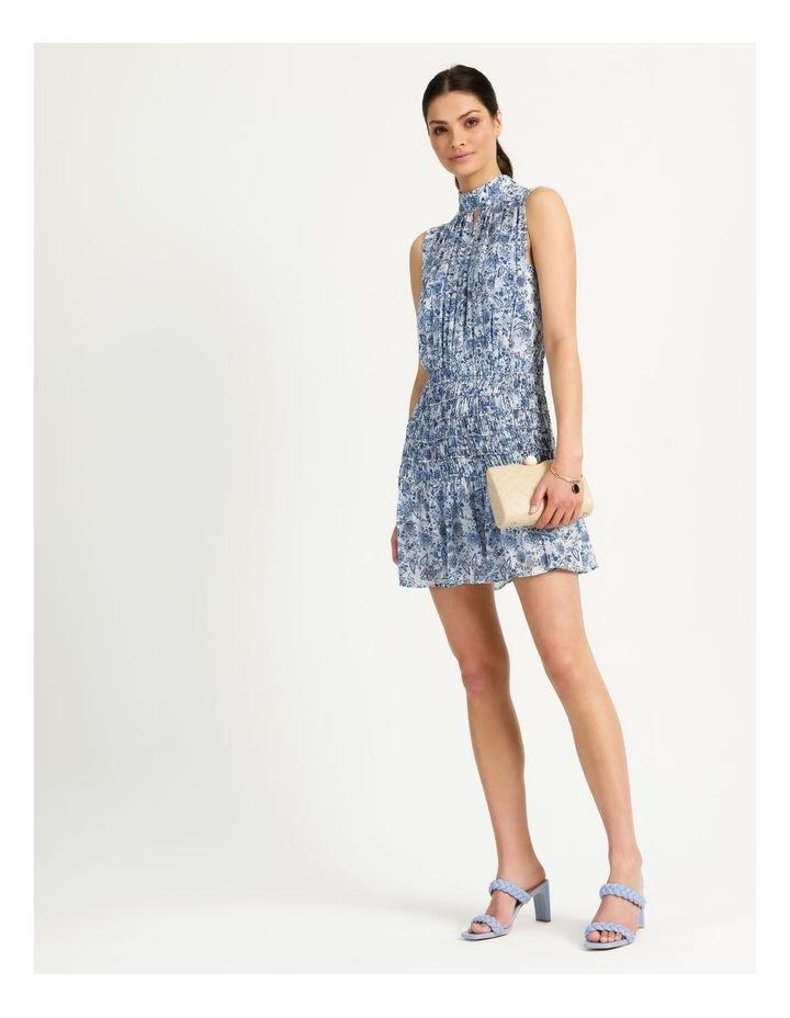 Cord Waist Mini Dress image 1