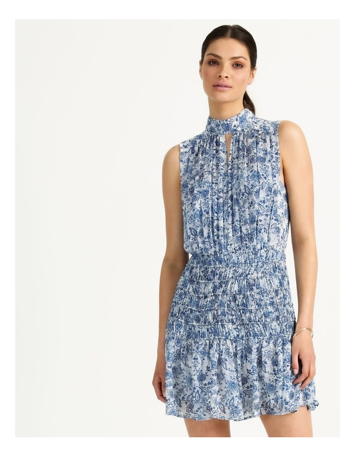 Cord Waist Mini Dress image 2