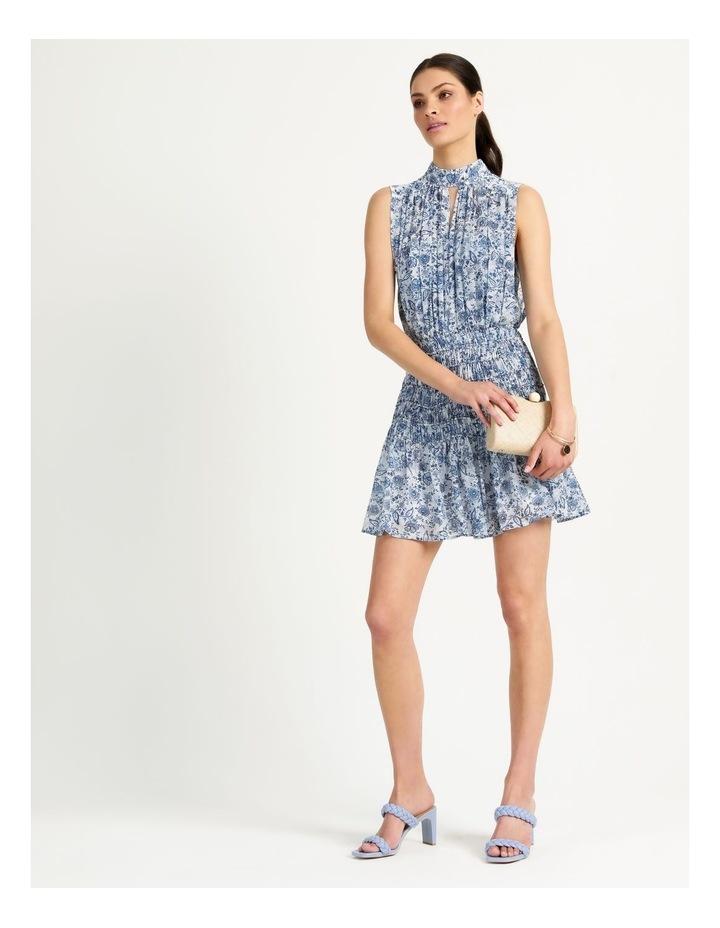 Cord Waist Mini Dress image 3