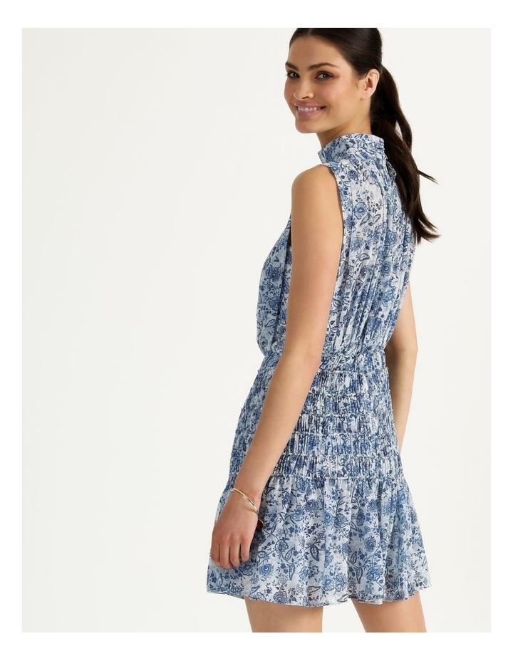 Cord Waist Mini Dress image 6