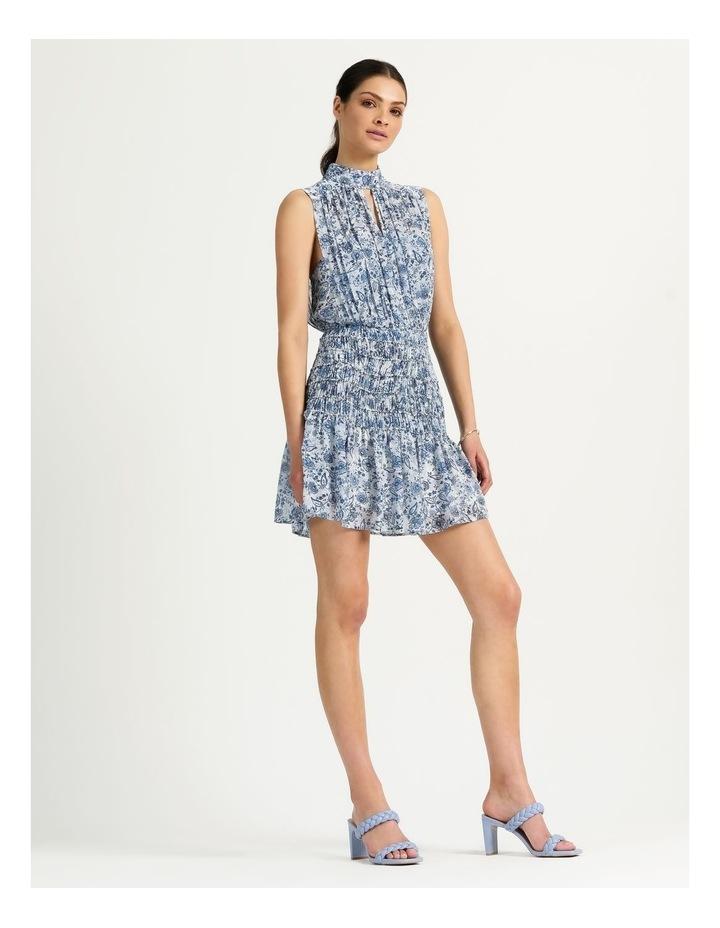Cord Waist Mini Dress image 7