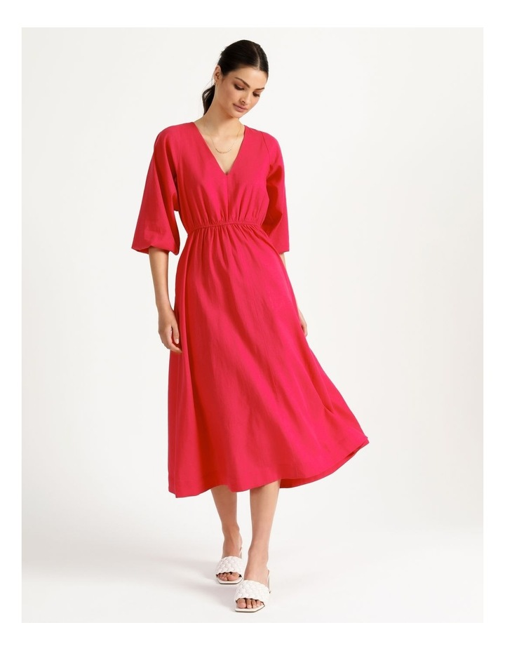 Hot Pink Dress image 1