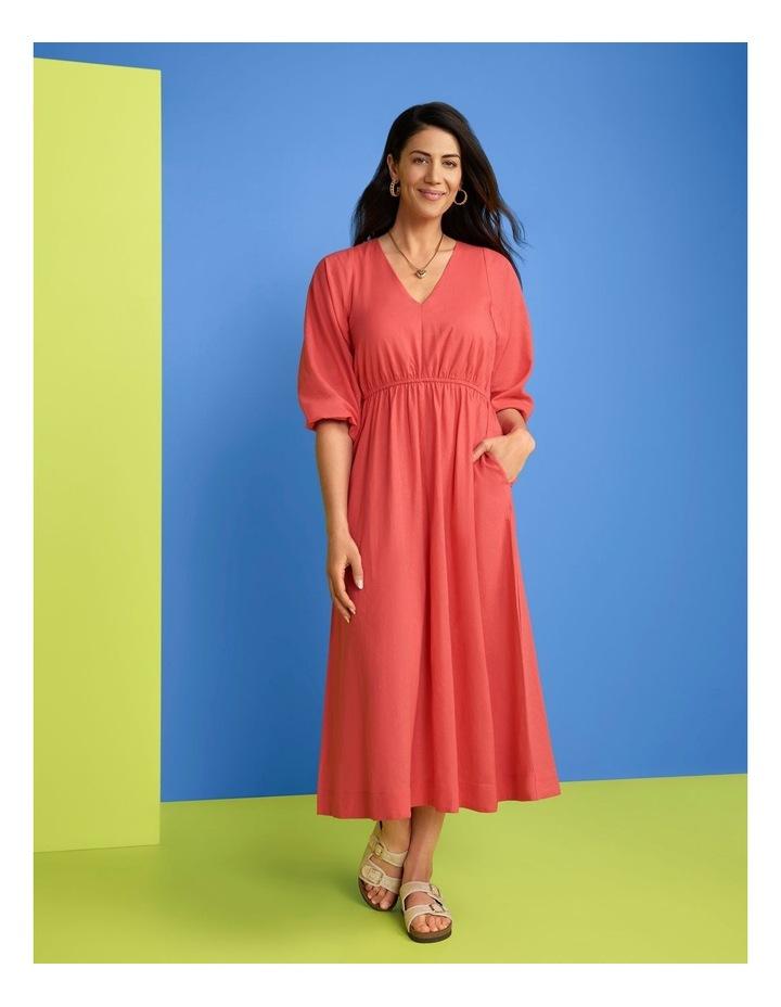Hot Pink Dress image 2